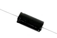 BIPOLAR ELECTROLYTIC CAPACITOR 22UF 100V AXIAL 12x30mm