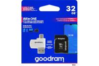 MUISTIKORTTI microSDHC Kit 32GB