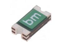 PTC-SULAKE SMD 1206 0,5A 24V