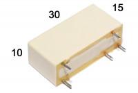 PCB RELAY SPDT 10A 24VDC