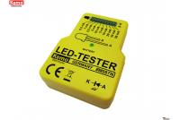 LED TESTER 0,5-50mA