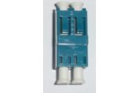 LC-adapteri SM duplex sininen, zircon ilman laippaa