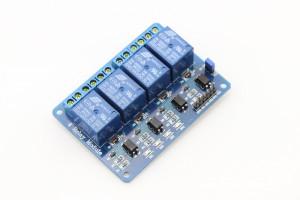 4-Channel Relay Module 10A