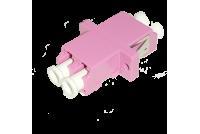 LC-adapteri duplex, beige, MM 04
