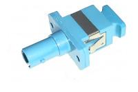 SC-ST adapteri SM simplex