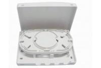 FTTH plastic box FPWB-4C-01 4 core 5 ports