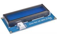 Grove 16x2 LCD (White on Blue)