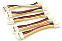 Grove Universal 4P 5cm Buckled Cable (5pcs)