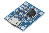 Micro USB Lithium Battery Charging Board