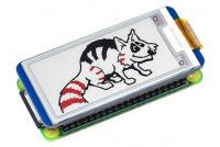 """E-Ink Display HAT 2.13"""" 212x104px SPI"""