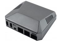 Argon ONE V2 Raspberry Pi 4 Aluminum Case