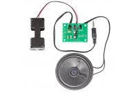 Kitronik RAKENNUSSARJA: Mono Amplifier Kit V3 (NCP2890)