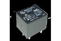 PCB-RELE 1-VAIHTO 10A 9VDC
