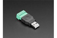 USB A-UROS RUUVILIITOKSILLA