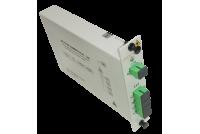 1X4 SM valokuitujakaja, splitter LGX SC/APC