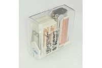 Safety relay 12V DC 4 contacts, PCB type