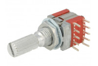 PCB ROTARY SWITCH 2-POLE 3-POSITION