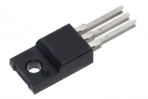NPN SWITCHING TRANSISTOR 1000V 8A 23W TO220F