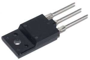 NPN SWITCHING TRANSISTOR 1500V 10A 50W TO3PF