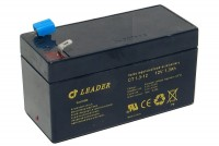 CT-Leader 12V 1,3Ah SEALED LEAD ACID BATTERY