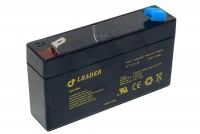 CT-Leader 6V 1,3Ah SEALED LEAD ACID BATTERY