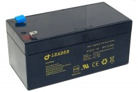 CT-Leader 12V 3,2Ah SEALED LEAD ACID BATTERY