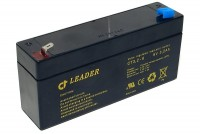 CT-Leader 6V 3,2Ah SEALED LEAD ACID BATTERY