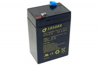 CT-Leader 6V 4,5Ah SEALED LEAD ACID BATTERY