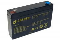 CT-Leader 6V 7Ah SEALED LEAD ACID BATTERY