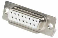 D15 CONNECTOR FEMALE