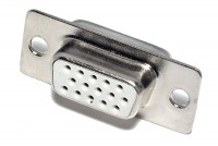 HD15 CONNECTOR FEMALE (VGA)