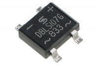 DIODE BRIDGE 1A 1000Vrms SMD