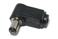 DC-LIITIN KULMA 2,1/5,5mm