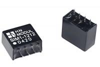 SMALL DC/DC-CONVERTER 1W 12/5VDC