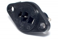 DIN SPEAKER CONNECTOR FEMALE PANEL MOUNT