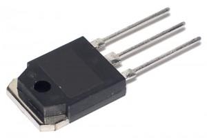 NPN POWER DARLINGTON 120V 25A 120W TO3P +diode