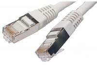 CAT6 NETWORK CABLE SHIELDED LSZH 15m