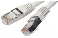 CAT6 NETWORK CABLE SHIELDED LSZH 5m