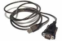 USB 2.0 / RS232-SERIAL PORT (D9 MALE) 0,9m