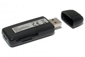 USB 3.0 SD-MUISTIKORTIN LUKIJA (SD,uSD,SDHC,SDXC)