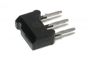 NPN-TRANSISTORI 35V 0,1A 0,3W 75MHz SC71
