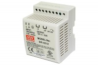 DIN-RAIL SMPS 42W 12VDC 3,5A