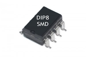 INTEGRATED CIRCUIT MEM DS1210 DIP8