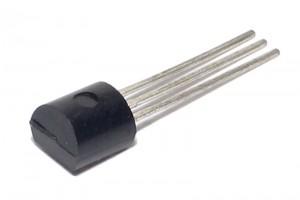 MIKROPIIRI MEM DS2223 (1-Wire) TO92