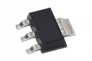MIKROPIIRI MEM DS2223 (1-Wire) SOT223