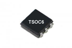 MIKROPIIRI ESD DS9503P (1-Wire) TSOC6