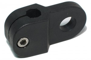 HOLDER FOR Ø10mm BAR WITH Ø12,5mm HOLE