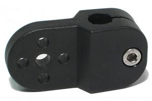 HOLDER FOR Ø10mm BAR WITH Ø6mm CENTER HOLE
