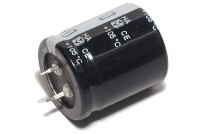 ELECTROLYTIC CAPACITOR 22000µF 16V 30x36mm Snap-in