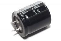 ELEKTROLYYTTIKOND. 22000µF 16V 30x36mm Snap-in